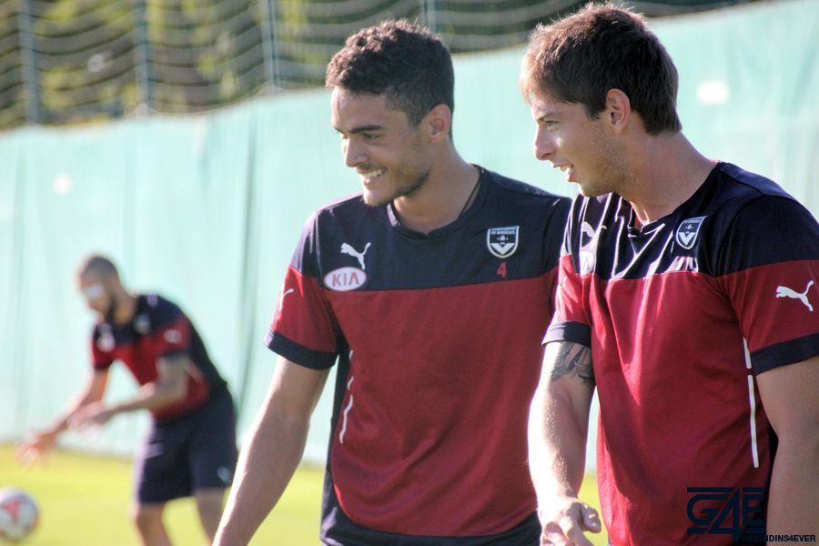 Tiago Ilori et Emiliano Sala