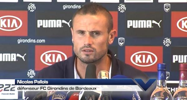 Pallois Conf de presse d'avant Rennes