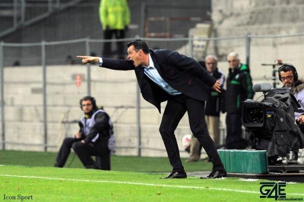 Willy Sagnol Saint-Etienne 2014-2015 Icon Sport