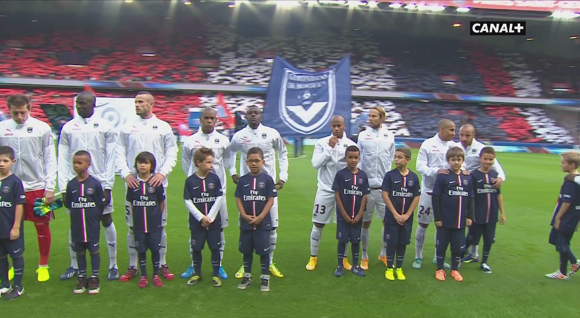 PSG Bordeaux