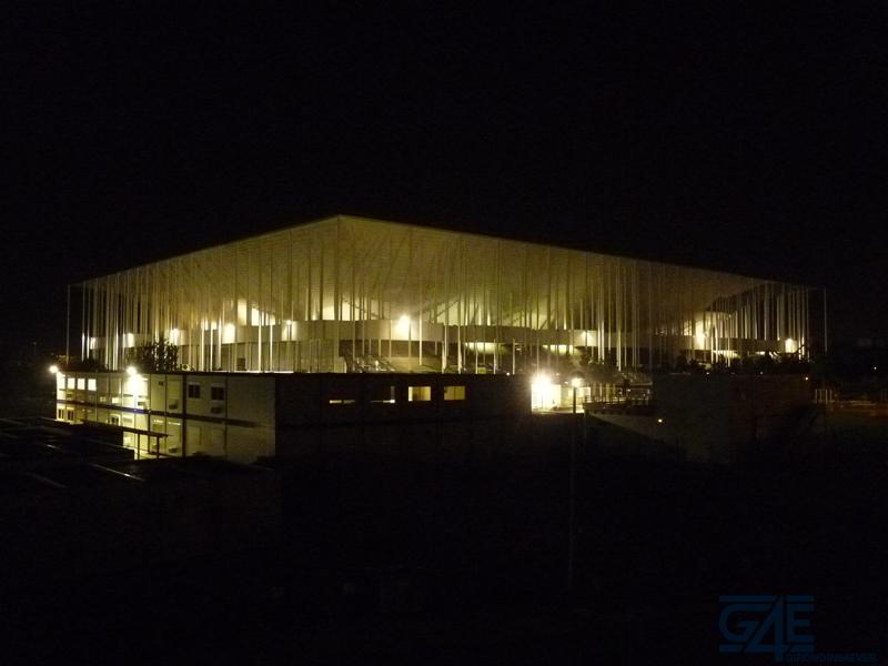 nouveau stade nuit nord ouest