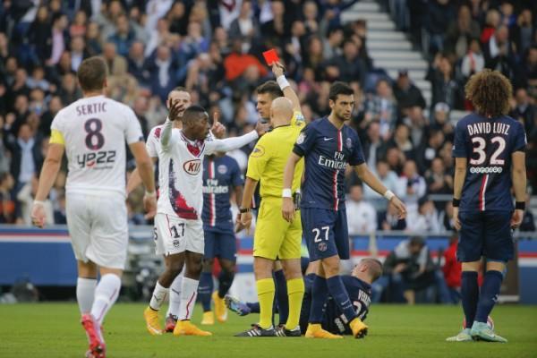 FOOTBALL : PSG vs Bordeaux - Ligue 1 - 25/10/2014