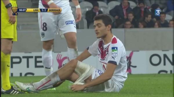 Tiago Ilori blessé