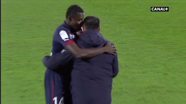 Cheick Diabaté Willy Sagnol Lorient