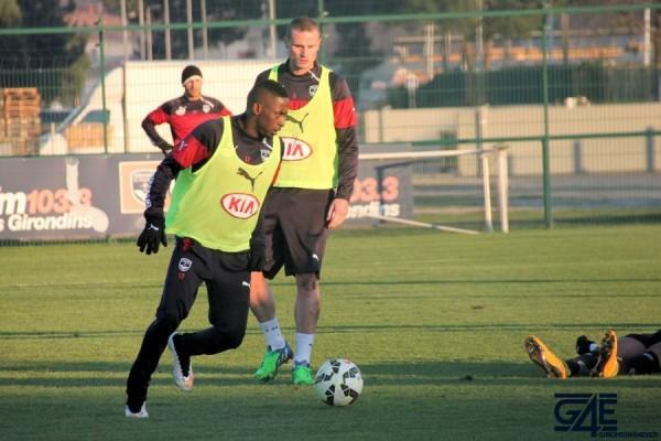 André Poko et Nicolas Pallois