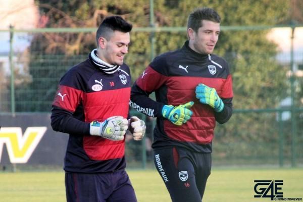 Jérôme Prior et Cédric Carrasso