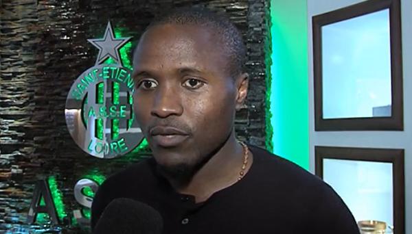 Landry Nguemo ASSE