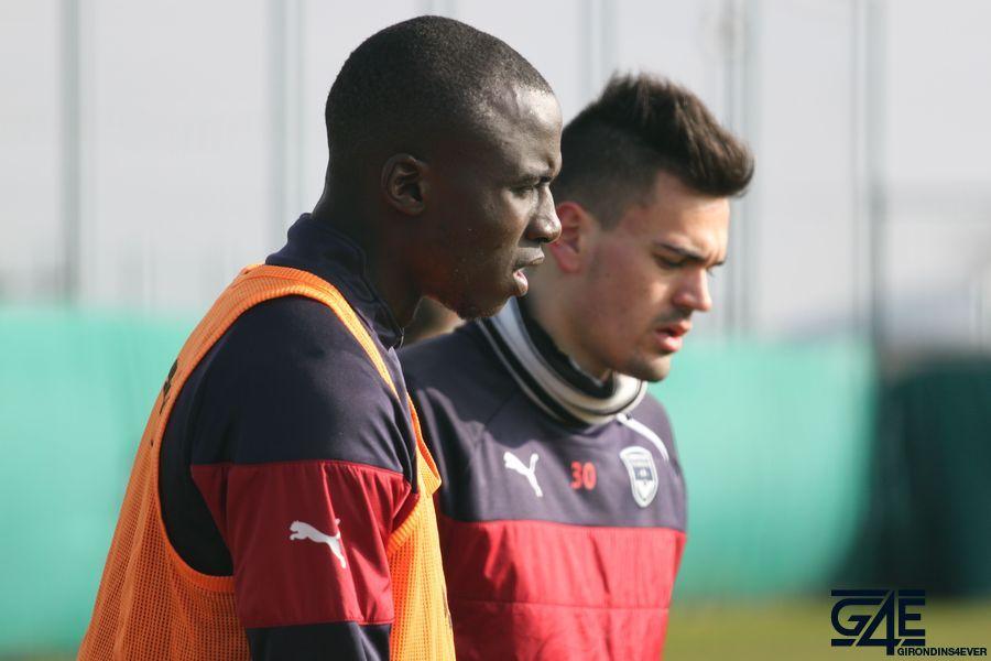 Cédric Yambéré et Jérôme Prior