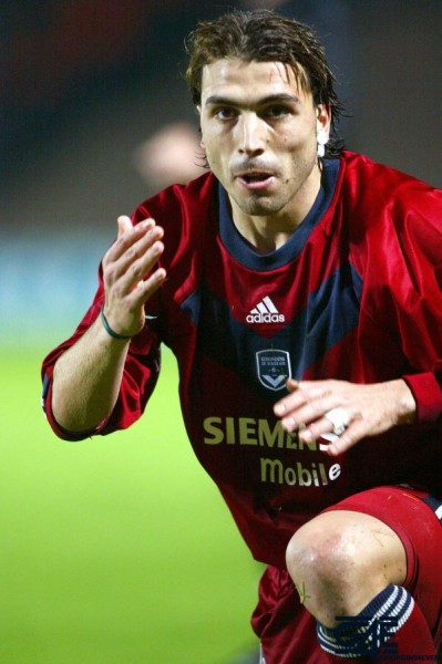 FOOTBALL/UEFA CUP/BORDEAUX v ANDERLECHT