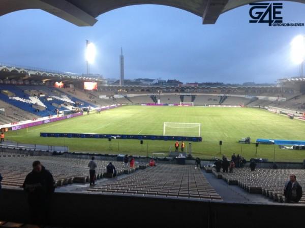 Bordeaux Reims Stade Chaban-Delmas