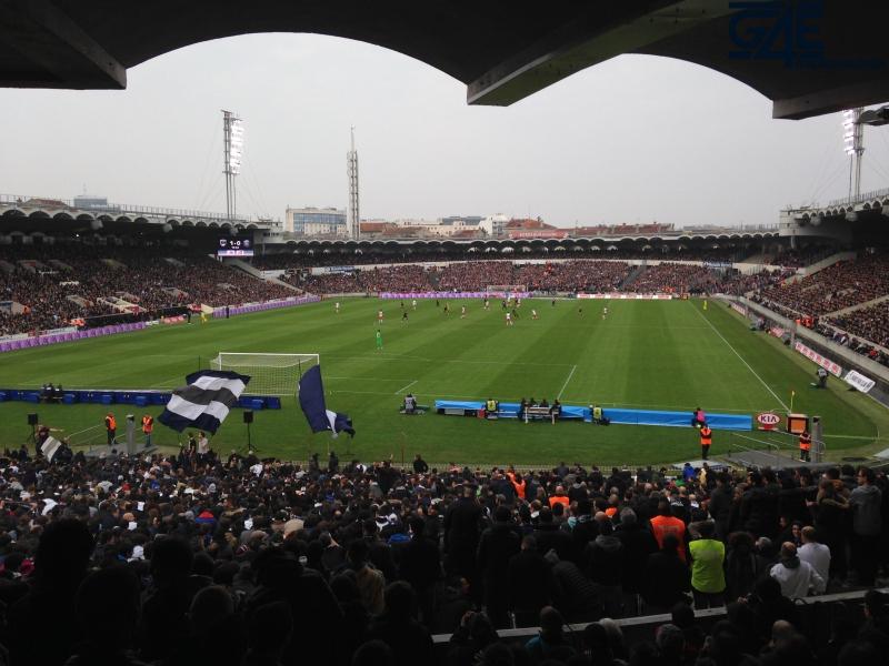 Bordeaux PSG Stade Chaban-Delmas