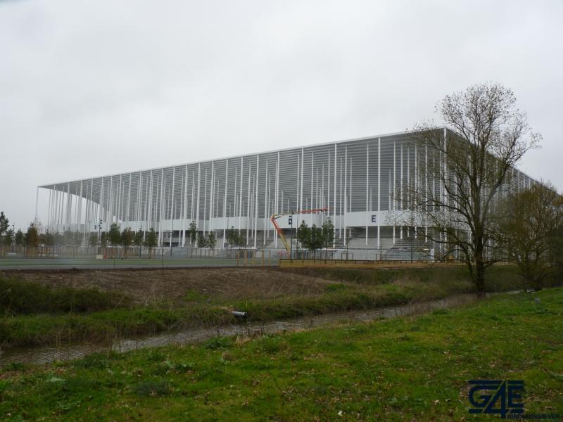 Nouveau Stade Bordeaux