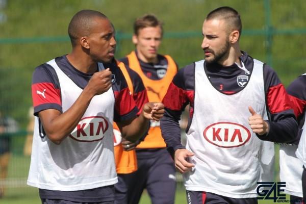 Nicolas Maurice-Belay et Diego Contento