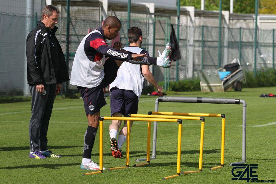 Eric Bedouet et Mariano