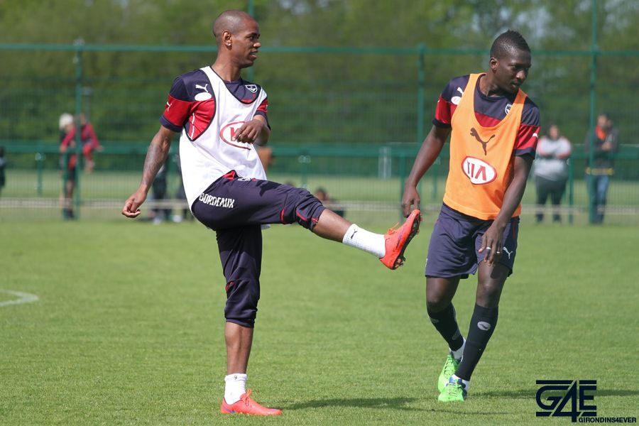 Diego Rolan et Abdou Traoré