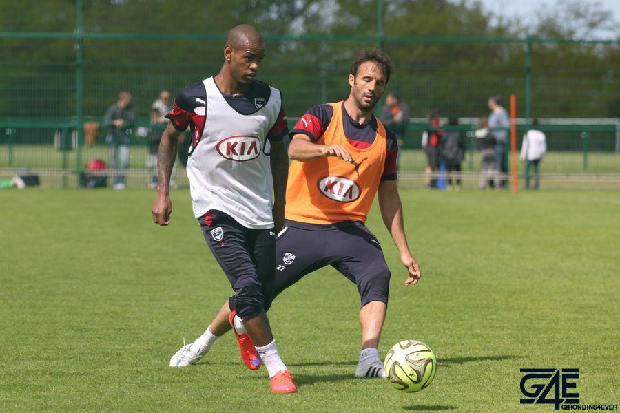 Diego Rolan et Marc Planus