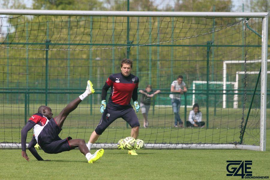 Cédric Yambéré et Cédric Carrasso
