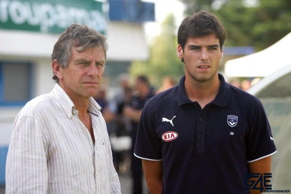 Yoann et Christian Gourcuff iconsport_bre_270708