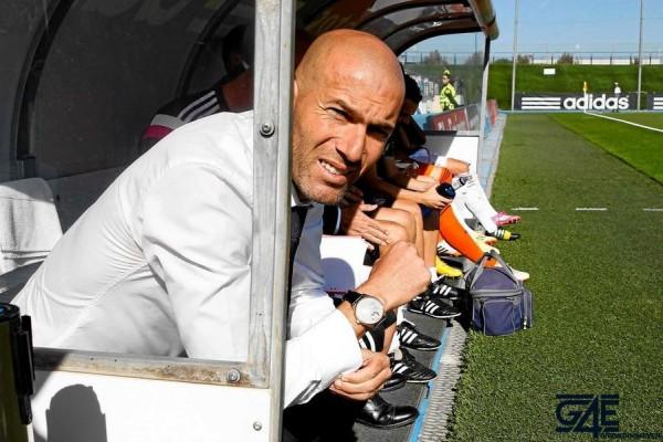 Zinedine Zidane iconsport_mar_261014