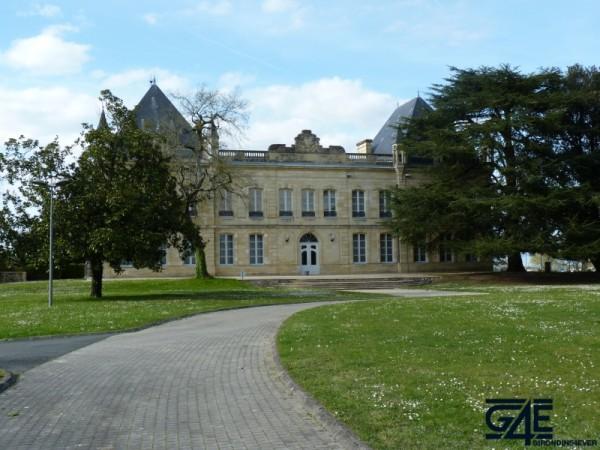 Château Haillan centre entraînement