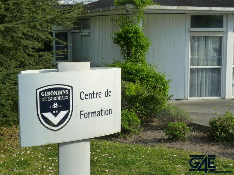 Château Haillan centre formation jeunes