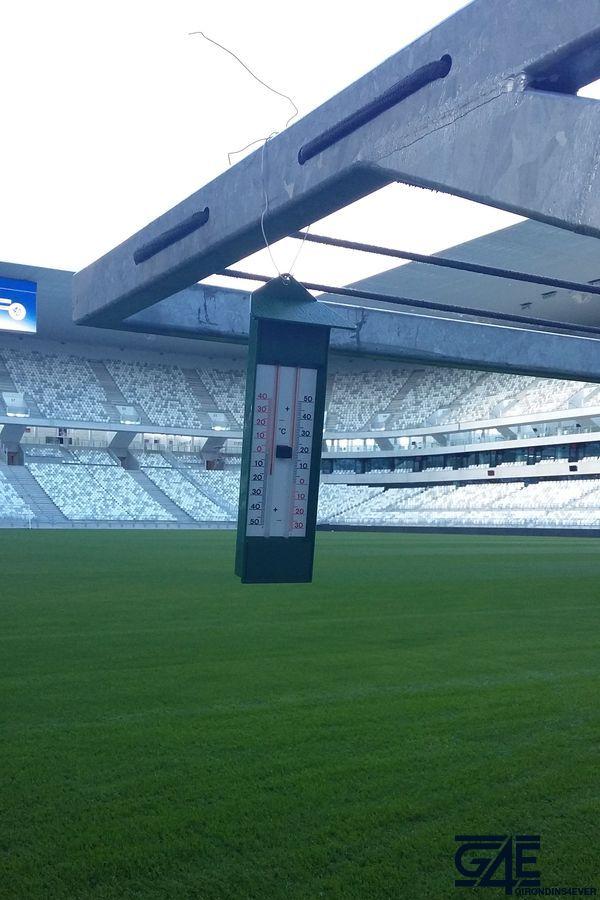Thermomètre Nouveau Stade