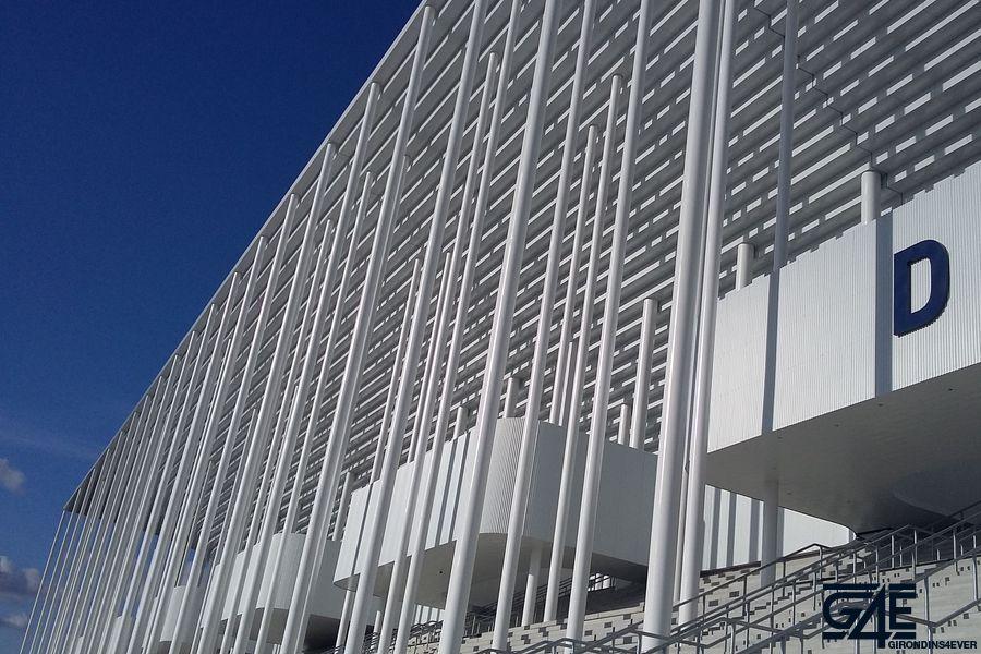 Nouveau Stade porte D