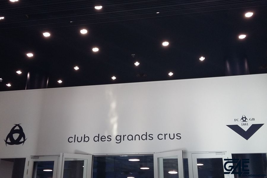 Clubs des Grands Crus Nouveau Stade