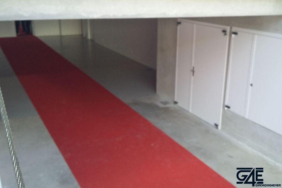 Tapis rouge Nouveau Stade