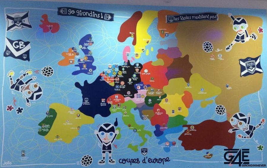 Ligue Europa : l'OM affrontera les Belges du KV Oostende