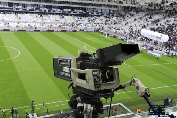 Camera Nouveau Stade iconsport