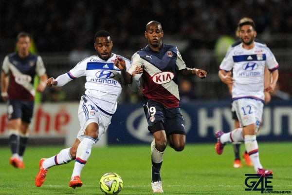 Diego Rolan - Alexandre Lacazette iconsport