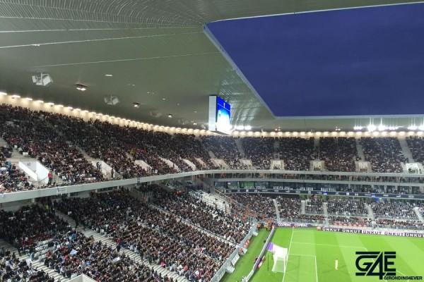 Tribune Nouveau Stade