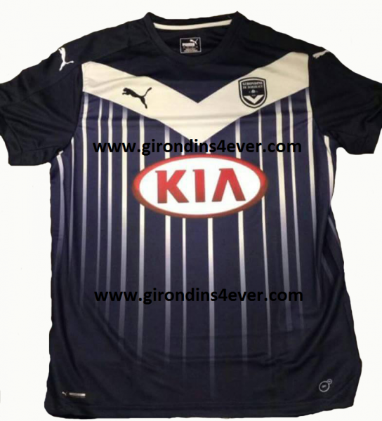 Maillot 2015-2016 Home avec mention