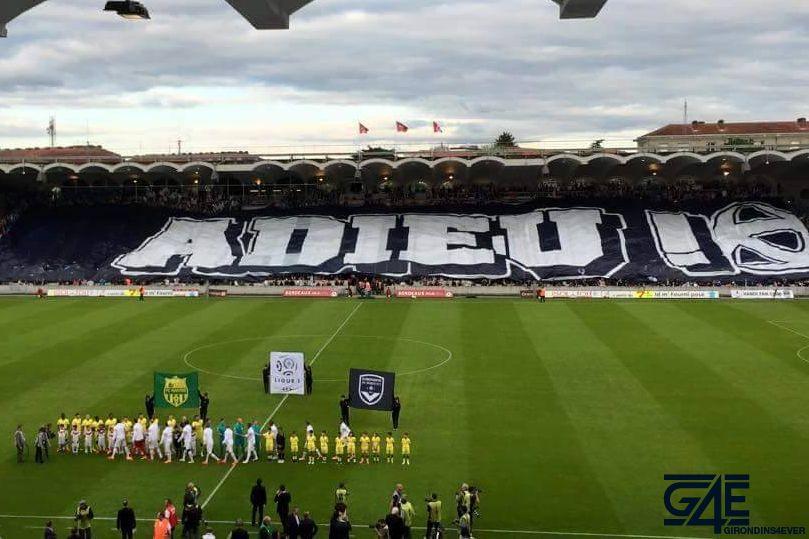 Tifos Stade Chaban Delmas (1)