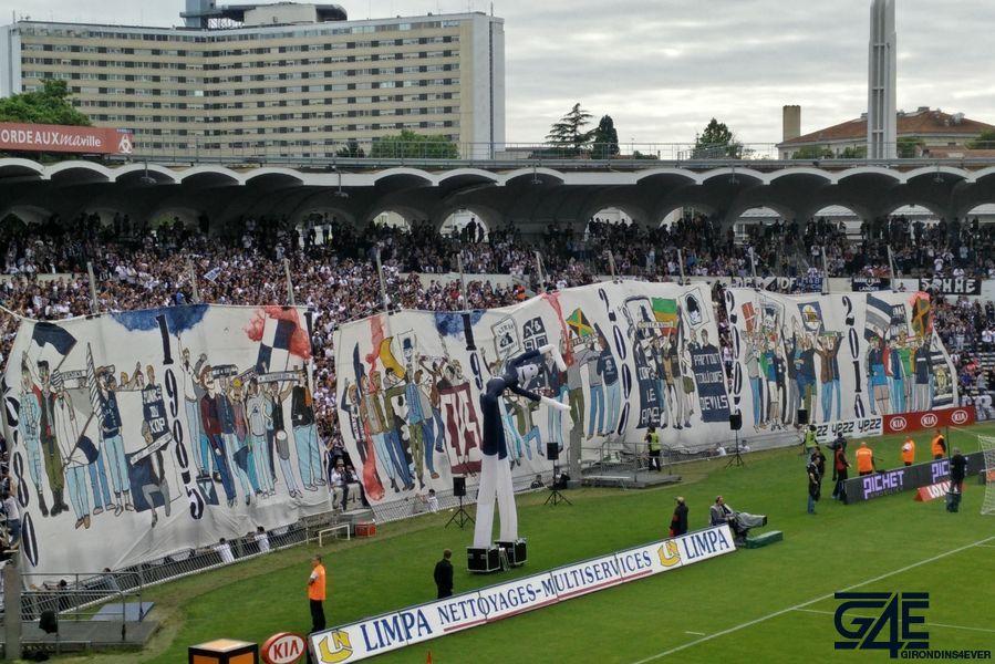 Tifos Stade Chaban Delmas (7)