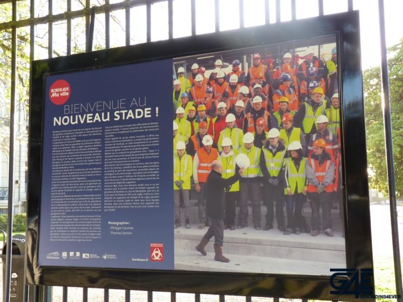 Exposition Jardin Public Nouveau Stade