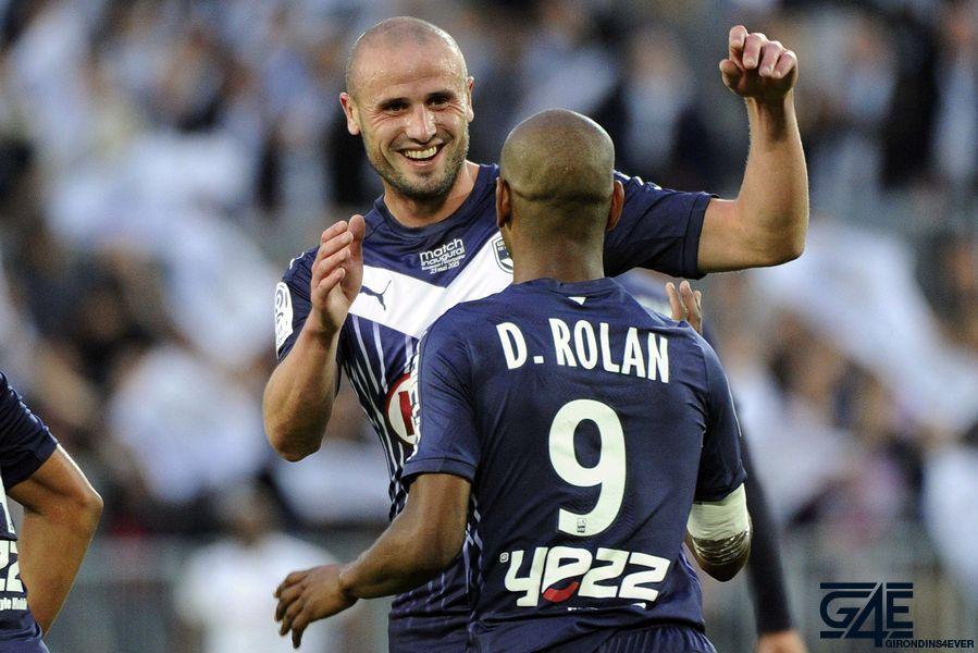 Joie Nicolas PALLOIS et Diego Rolan