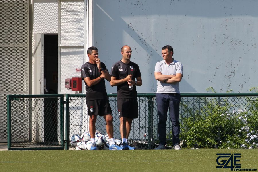 Franck Mantaux Sandy Guichard et Willy Sagnol