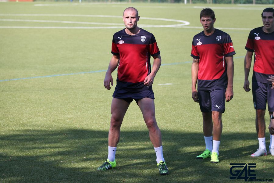 Nicolas Pallois Emiliano Sala et Enzo Crivelli