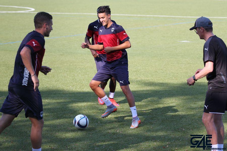 Younes Kaabouni Gregory Sertic et Eric Bedouet