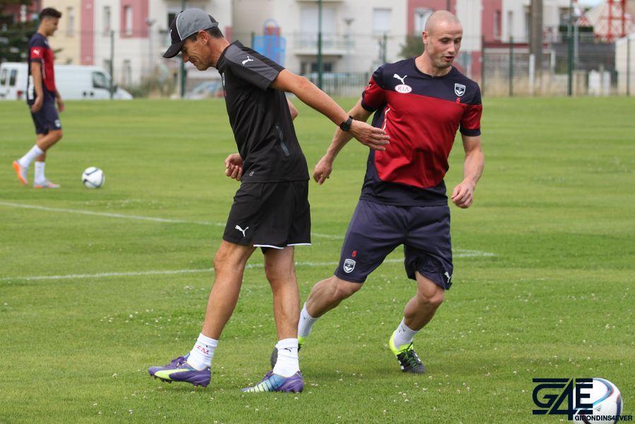 Nicolas Pallois et Franck Mantaux
