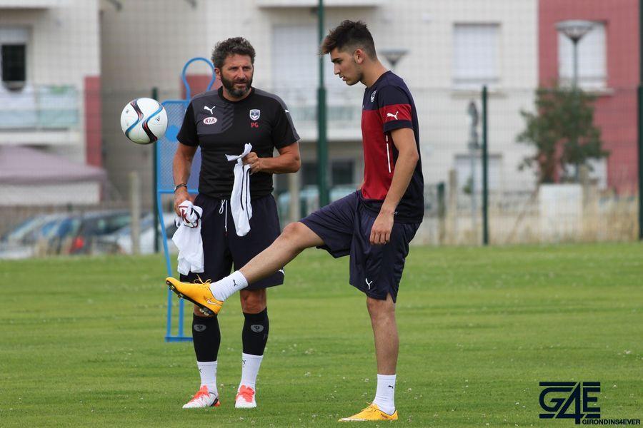 Patrick Guillou et Alexandre Brucato
