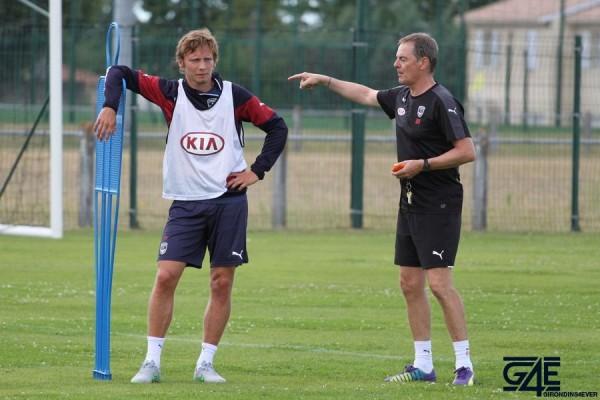 Clément Chantôme et Eric Bédouet