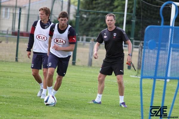 Eric Bédouet et Emiliano Sala