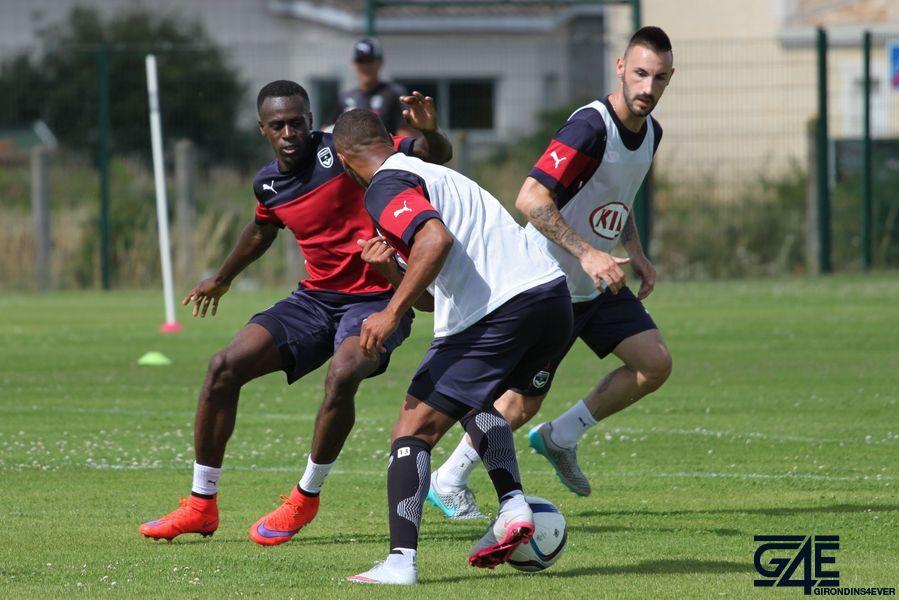 Thomas Touré, Maxime Poundjé et Diego Contento
