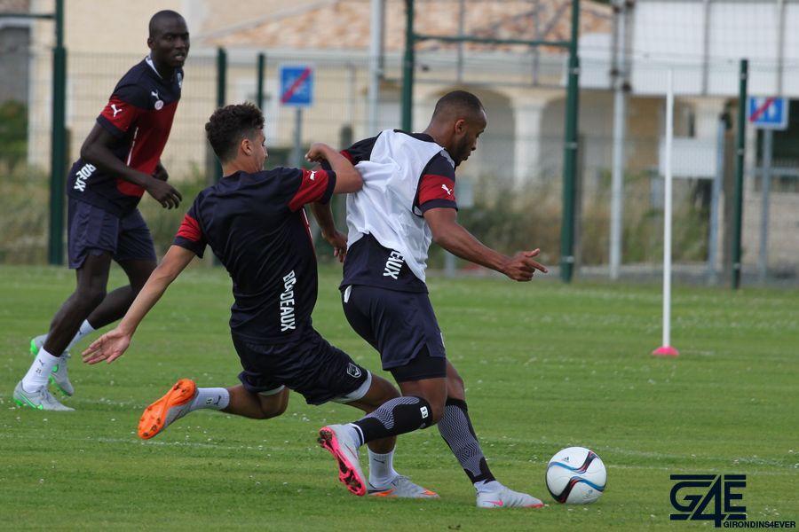 Thomas Touré et Younes Kaabouni