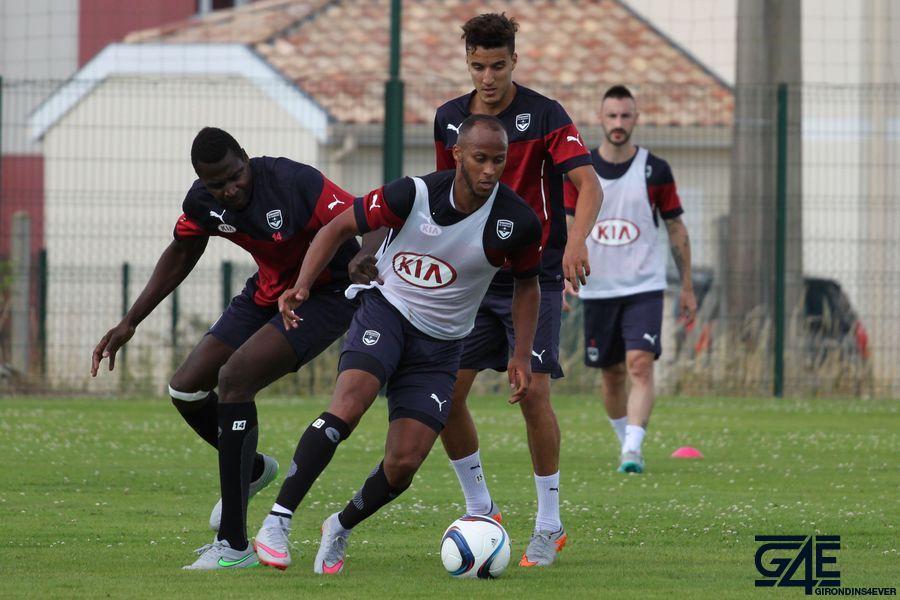 Cheick Diabaté, Thomas Touré et Younes Kaabouni
