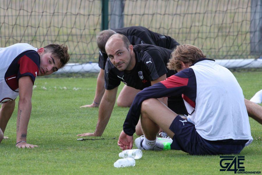 Clément Chantôme, Sandy Guichard et Alexandre Brucato