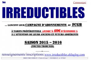 Irreductibles